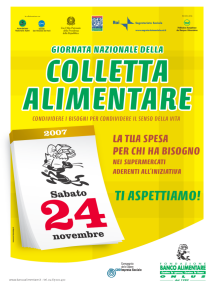 Colletta Alimentare 2007