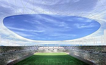 Il progetto del Nuovo Stadio di Firenze presentato dai Della Valle